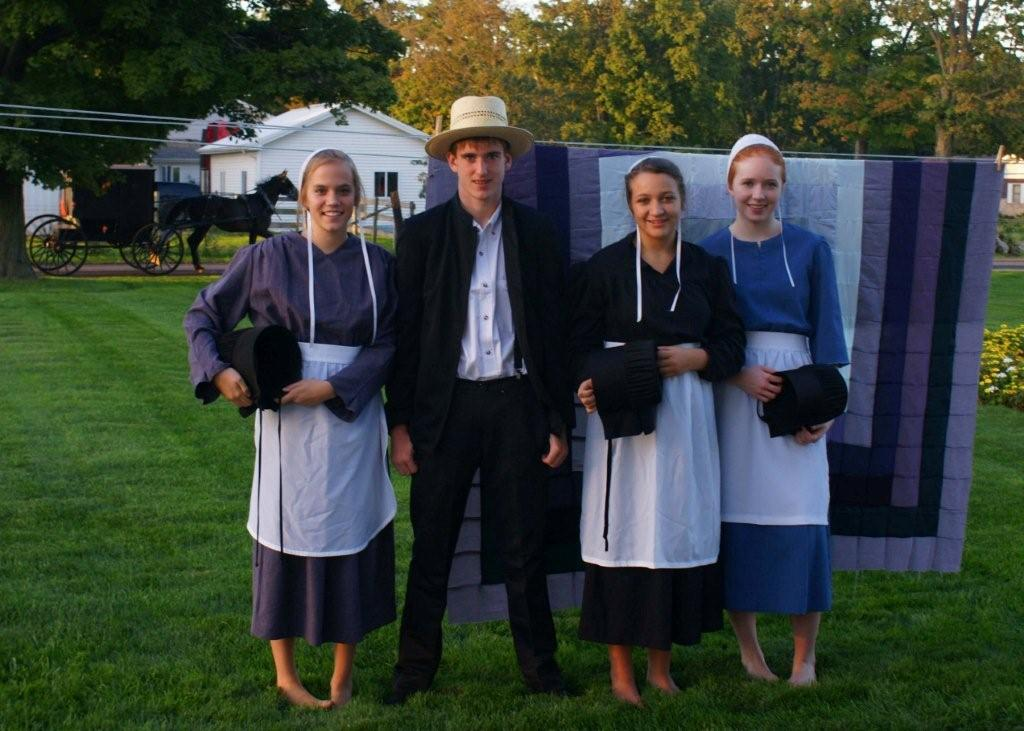 For Them Couples Outfits Options The Amish